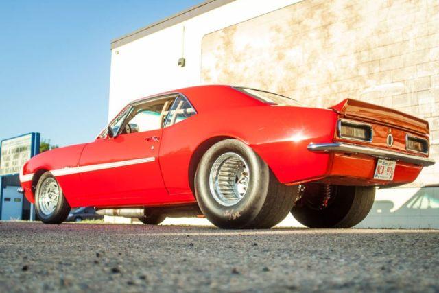 1967 Camaro Prostreet Full Tube Chassis Blown Big Block