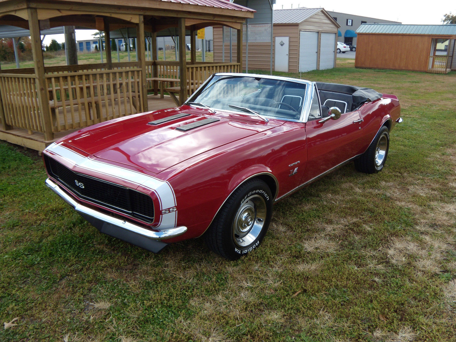 1967 camaro rs ss convertable classic chevrolet camaro 1967 for sale. Black Bedroom Furniture Sets. Home Design Ideas
