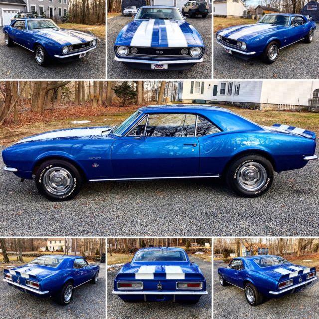 1967 Camaro SS Tribute Car! V-8 Powered! True 124 Vin
