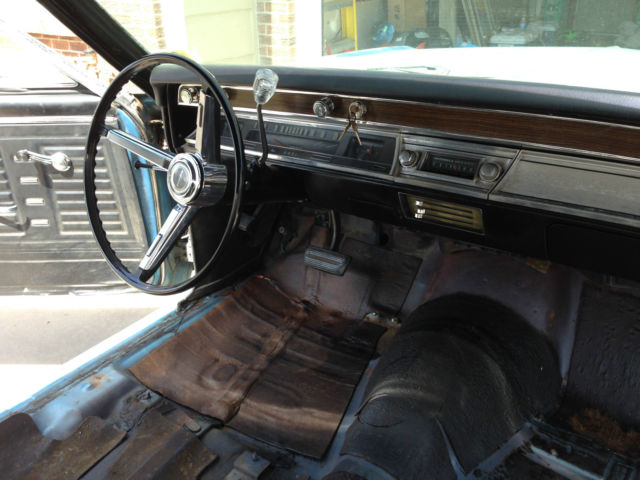1967 Chevelle Malibu 32k Original Miles New 12 Bolt Posi 4