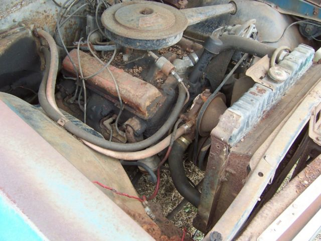 1967 CHEVELLE MALIBU ORIGINAL 4 SPEED POSI REAR BUCKET SEAT CONSOLE