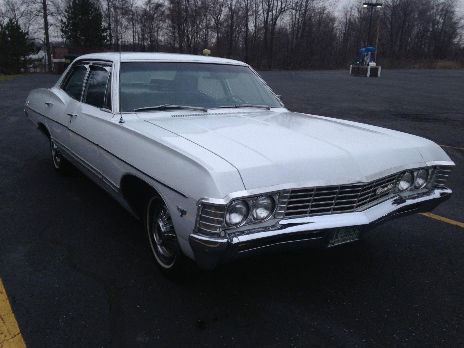 1967 Cheverolet Impala 4 Door Supernatural Car No Reserve