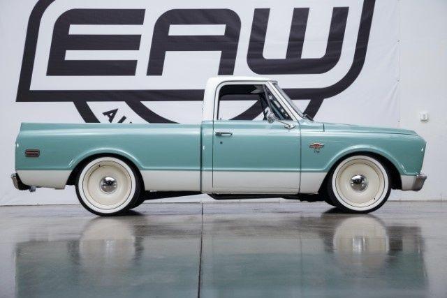1967 Chevrolet C10 Pickup Short Wheel Base 20 Smoothie