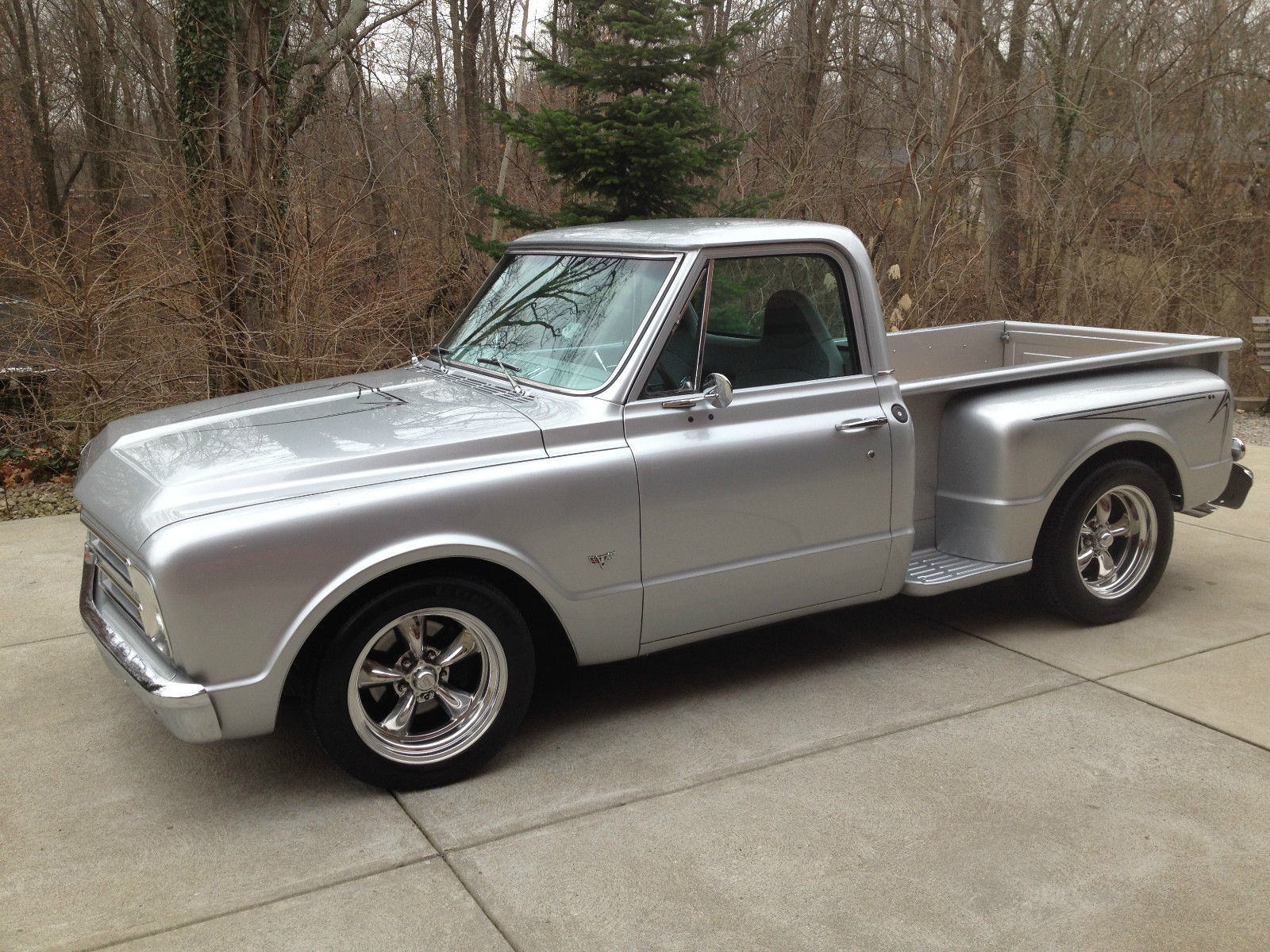 1967 Chevrolet C10 Pickup Street Rod One Awesome Truck