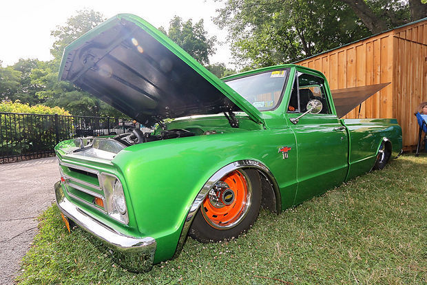 1967 Chevrolet C10 Porterbuilt Chevy Truck C 10 Air Ride