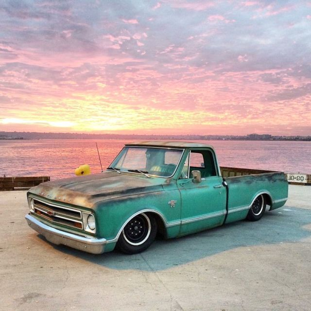 1967 Chevrolet C10 C20 The World Famous Quot Patina Monster