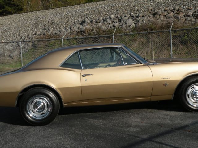 1967 Chevrolet Camaro 327 Auto Ps Pb Factory Air Rare