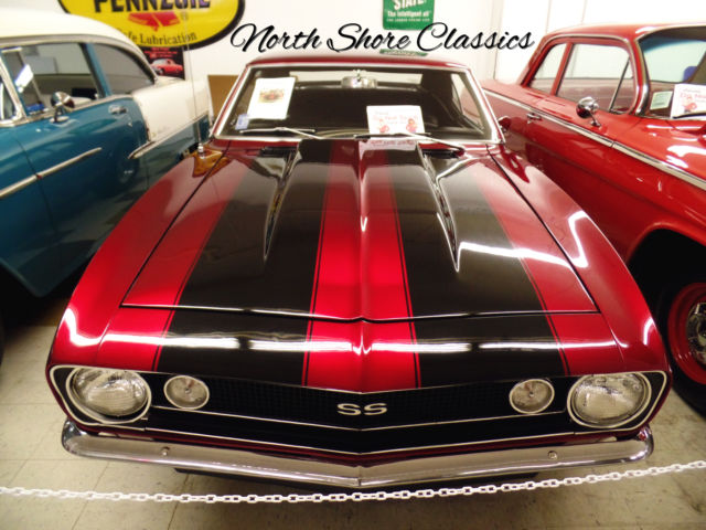 1967 Chevrolet Camaro First Generation Custom Candy