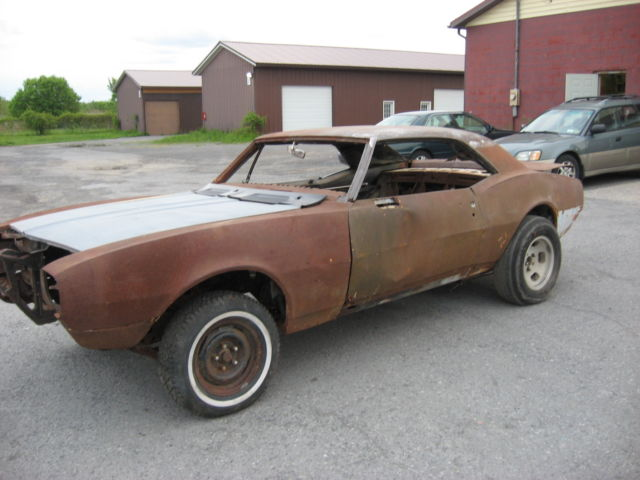 1967 Chevrolet Camaro Project? SS?, Z28? NO RESERVE!!!!! - Classic