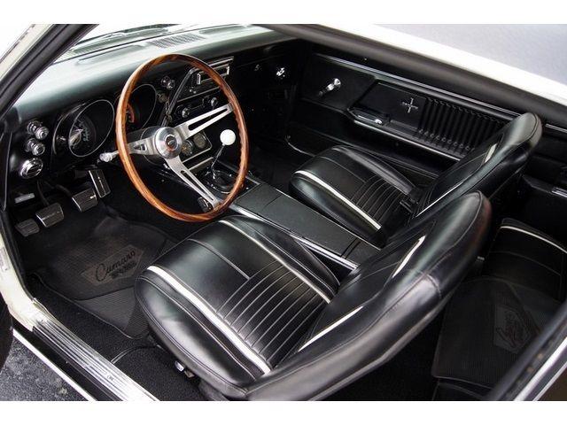 1967 Chevrolet Camaro RS Original 327, 5 Speed Manual, Vintage A/C