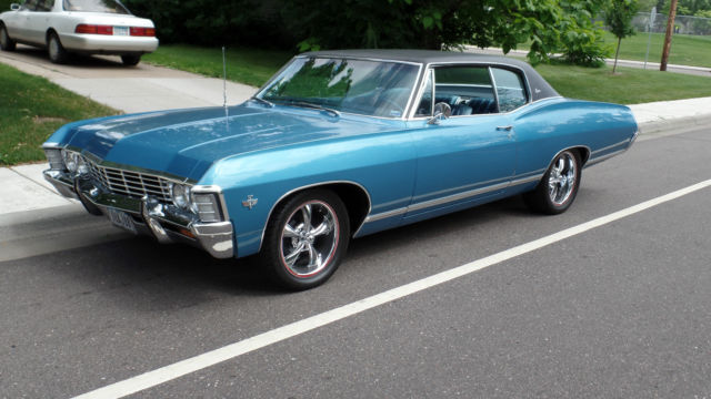 Used Cars Minneapolis >> 1967 Chevrolet Caprice 2 door hardtop - Classic Chevrolet Caprice 1967 for sale