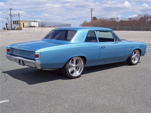 1967 Chevrolet Chevelle LS3 Swap Automatic Drives Nice