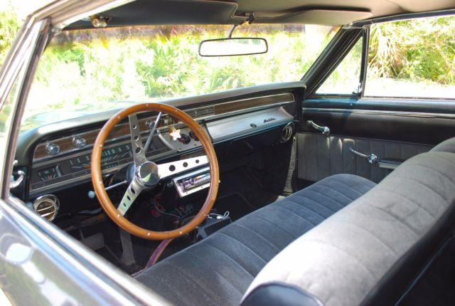 1967 Chevrolet Chevelle Malibu Custom 350 V8  Great