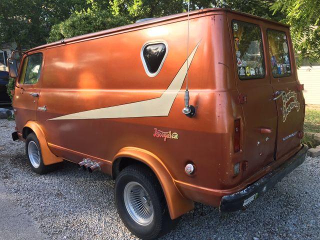 260fe2e8ef 1967 Chevrolet Chevy G10 van 90 Shorty Hippie Custom Vintage ...