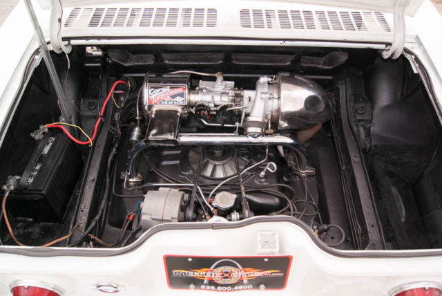 1967 Chevrolet Corvair Convertible, Rare TURBO! 4 Speed