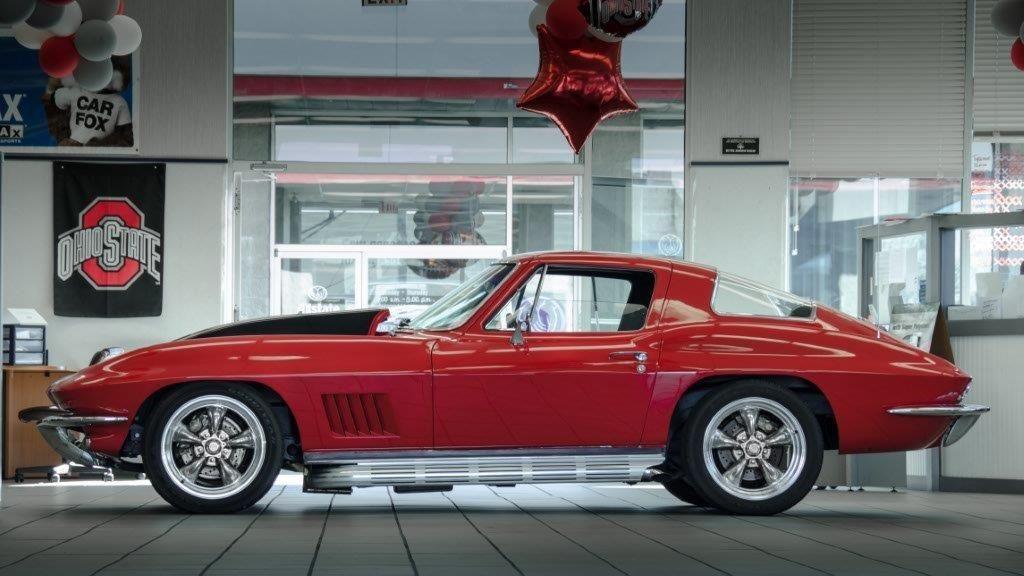 1967 Chevrolet Corvette Stingray Coupe 454 Automatic