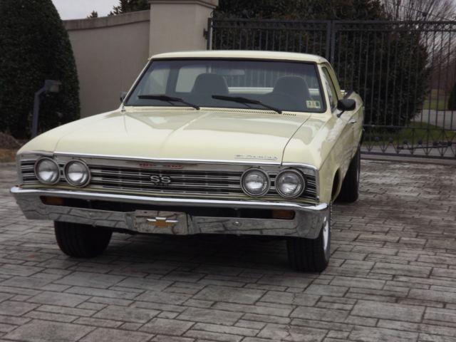 1967 Chevrolet El Camino Fast Loud Amp Real Classic