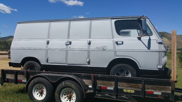 Classic Chevrolet G Series for Sale on