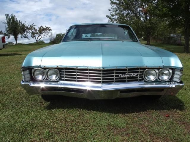 1967 chevrolet impala 4 door hardtop supernatural 67 4dr. Black Bedroom Furniture Sets. Home Design Ideas