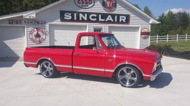 67 72 Chevy Truck For Sale