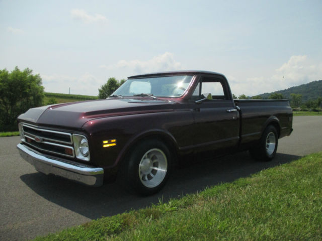 1967 Chevy C10 Short Bed Lowered Custom Chop Top Previous Show Truck