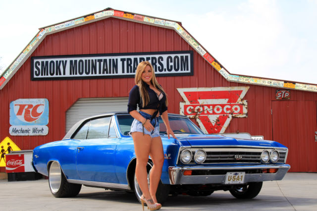 1967 Chevy Chevelle Pro Street 454 Automatic Power