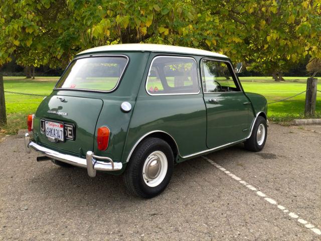 Used Cars Bay Area >> 1967 Classic Mini Cooper Mk1 ,Morris like Austin - Classic ...