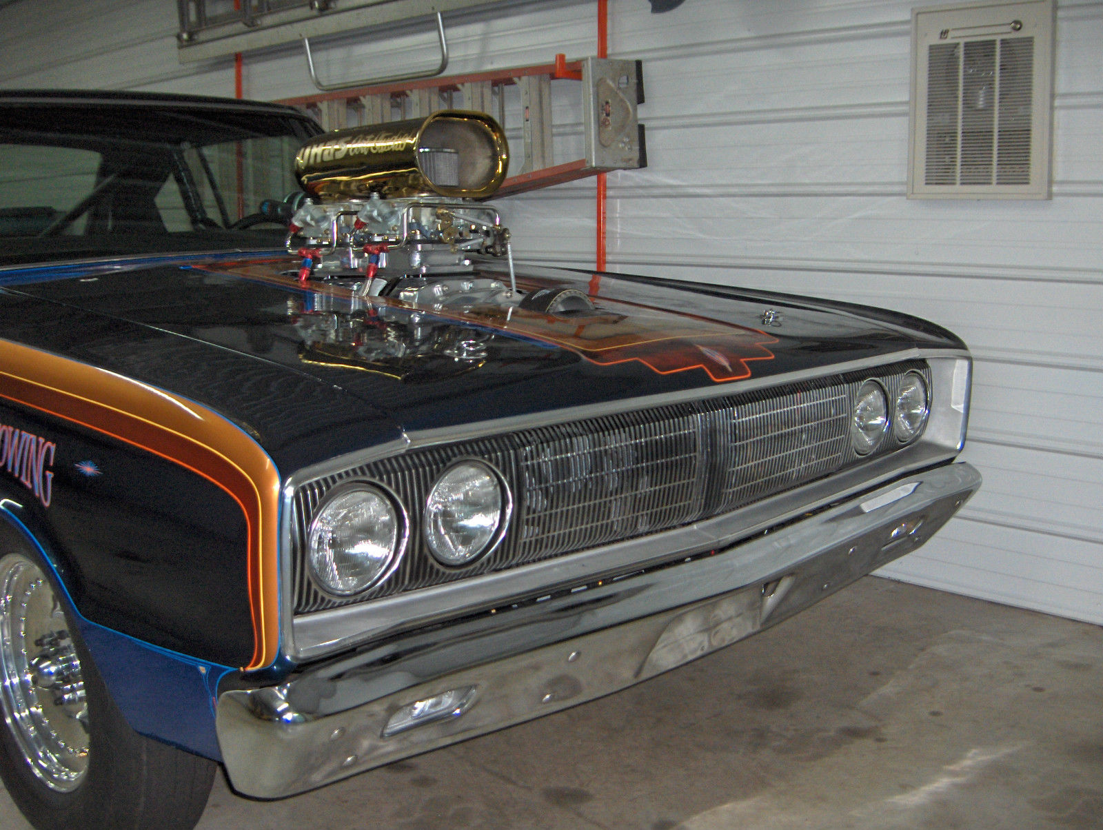 1967 CORONET RT KEITH BLACK 426 BLOWN HEMI - Classic Dodge ...