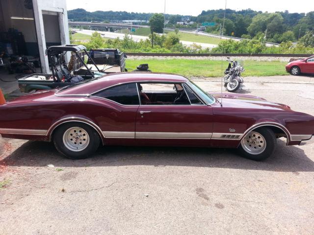 1967 delta 88 custom factory muscle car - Classic ...