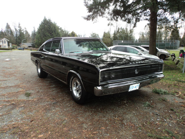1967 Dodge Charger Fastback 440 Auto 4 wheel disc brakes ...