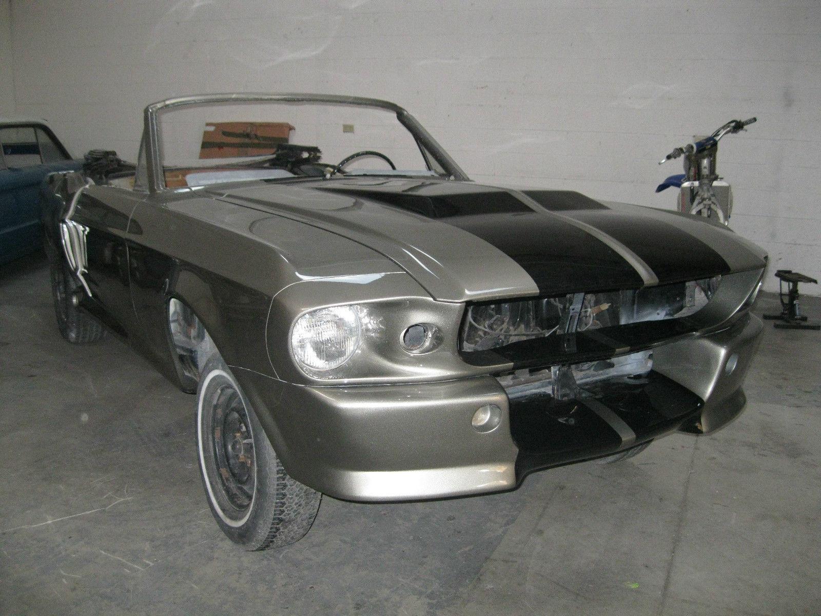 1967 Mustang Eleanor Kit