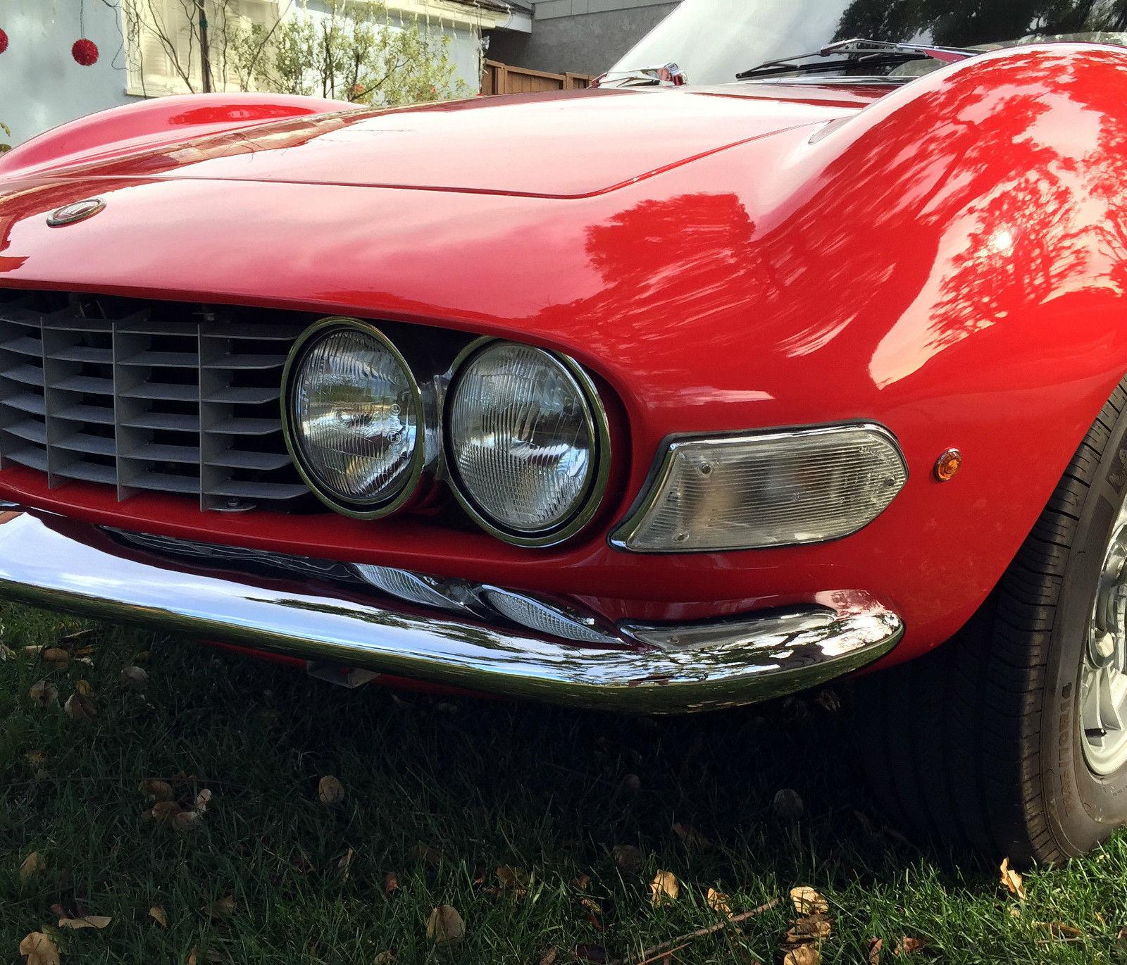 1967 Fiat Dino Spider Spyder 2L