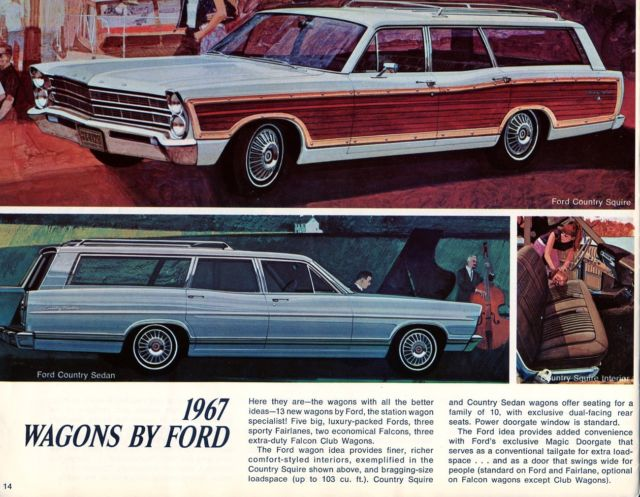 service manual how to sell used cars 1967 ford country. Black Bedroom Furniture Sets. Home Design Ideas