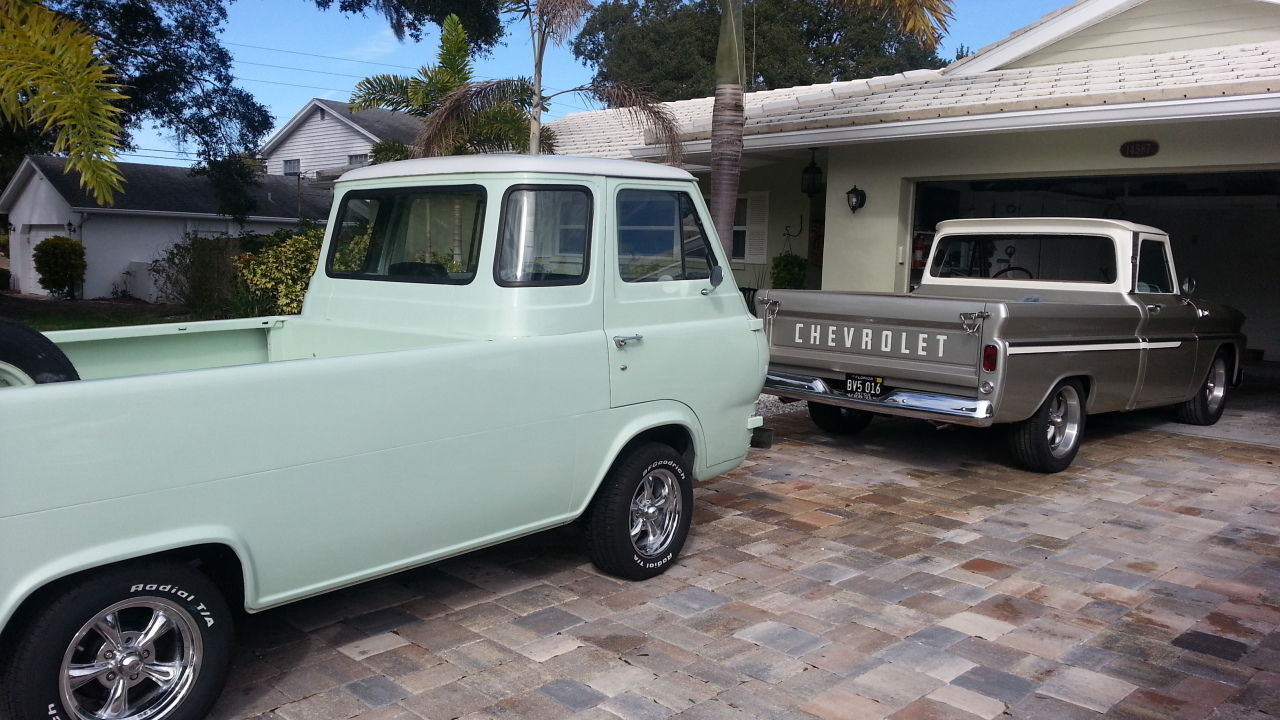 1967 ford econoline pickup truck classic ford other pickups 1967 for sale. Black Bedroom Furniture Sets. Home Design Ideas