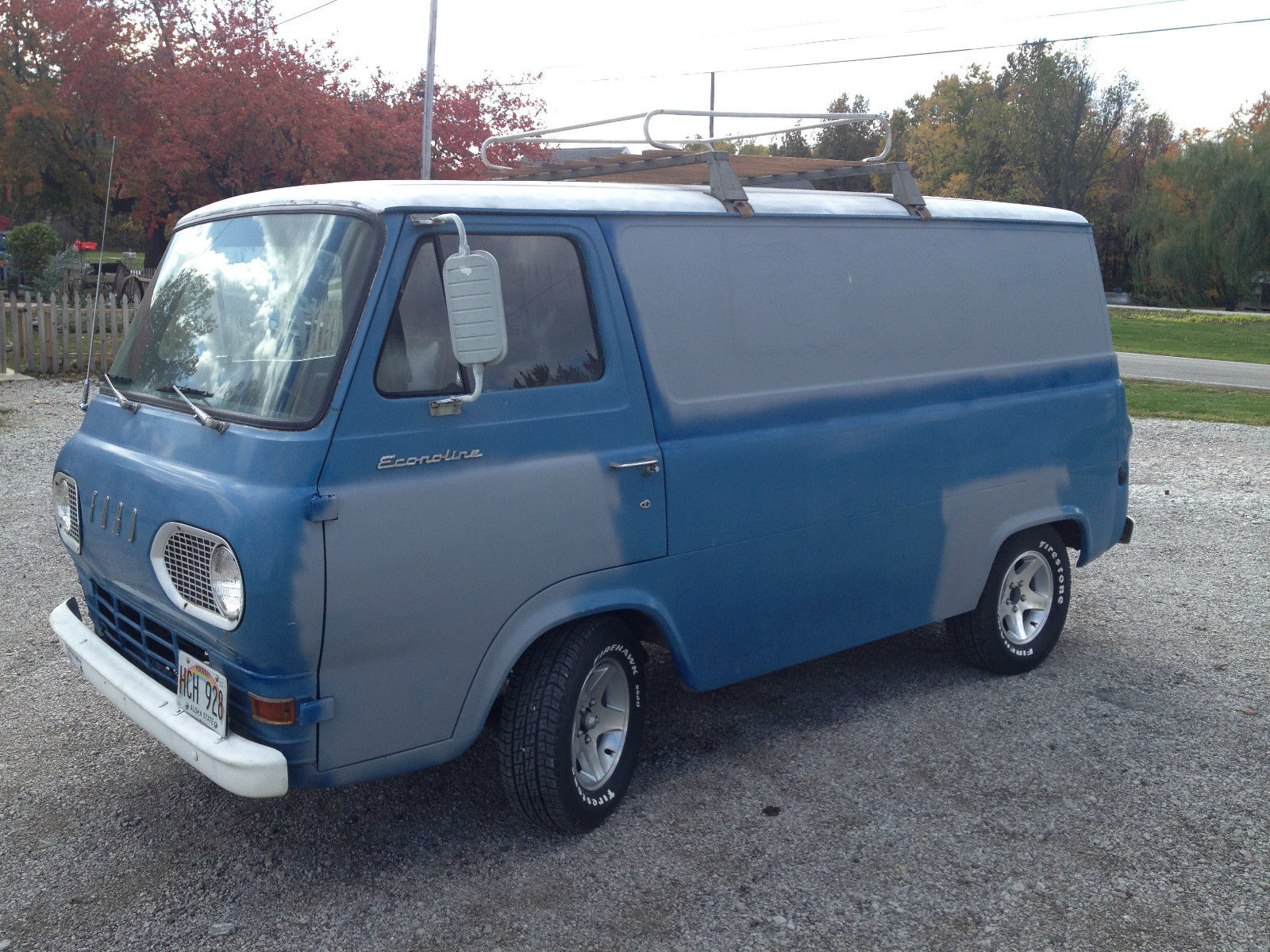 1967 Ford Econoline Van Classic E Series For Sale 1961 Pickup Truck
