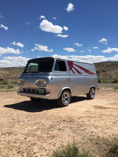 Chevy Colorado Interior >> 1967 Ford Econoline Van Hot Rod Surfer Shaggin Wagon ...