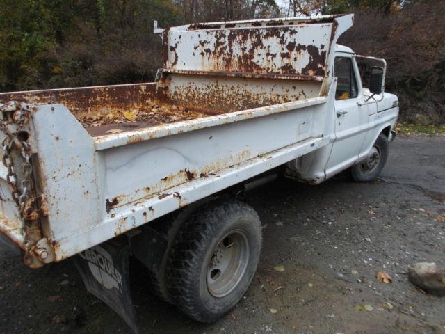 1967 FORD F-350 6 wheel dump truck. - Classic Ford F-350 ...