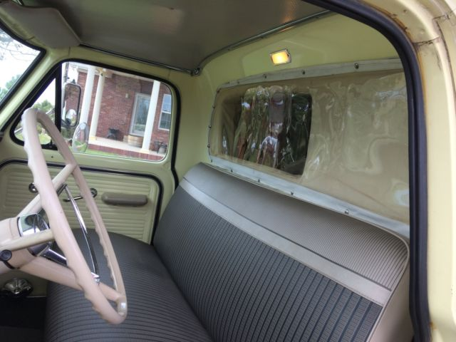 Yellow Cab Denver >> 1967 Ford F-350 Chassis mount camper RV - Classic Ford F-100 1967 for sale