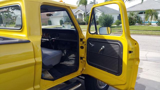 Dump Truck For Sale Florida >> 1967 Ford F-600 Custom Truck, 330ci, 4-speed tranny, 2-spd ...