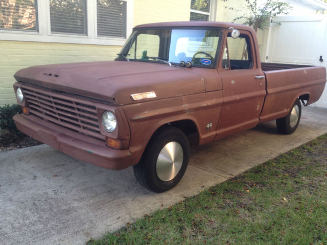 1967 Ford F100 Shop Truck Classic Ford F 100 1967 For Sale