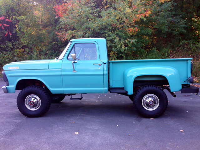 Ford Truck Bed For Sale In California