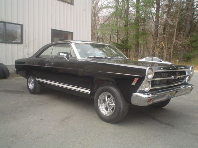 1967 Ford Fairlane 500 390 Cu Classic Ford Fairlane 1967