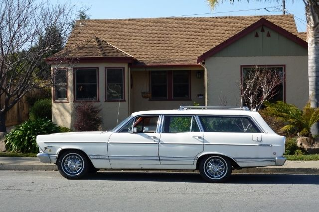 1967 Ford Fairlane 500 Station Wagon Classic Ford