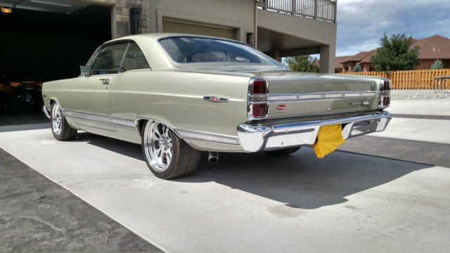 1967 Ford Fairlane 500xl Pro Touring 347 Classic Ford