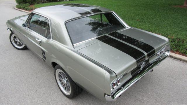 1967 Mustang Eleanor Grille