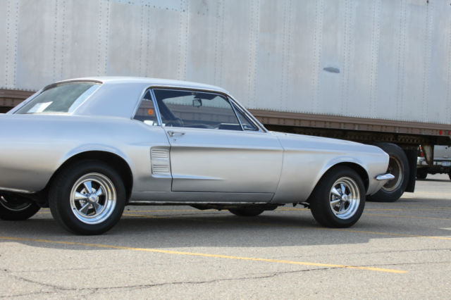 1967 ford mustang gt coupe - 1967 Ford Mustang Coupe