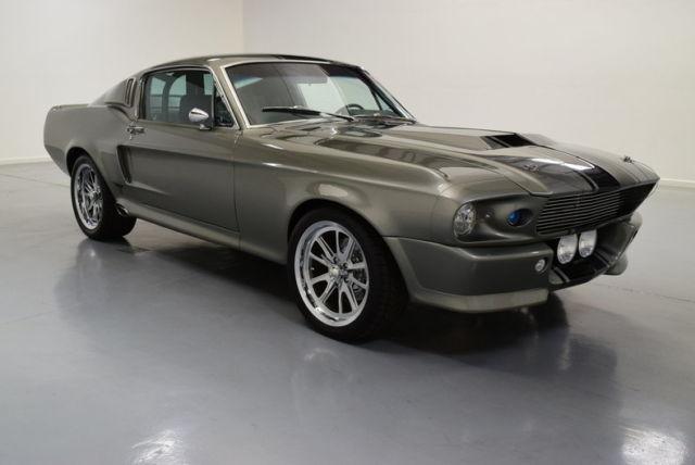 Electric Eleanor Mustang