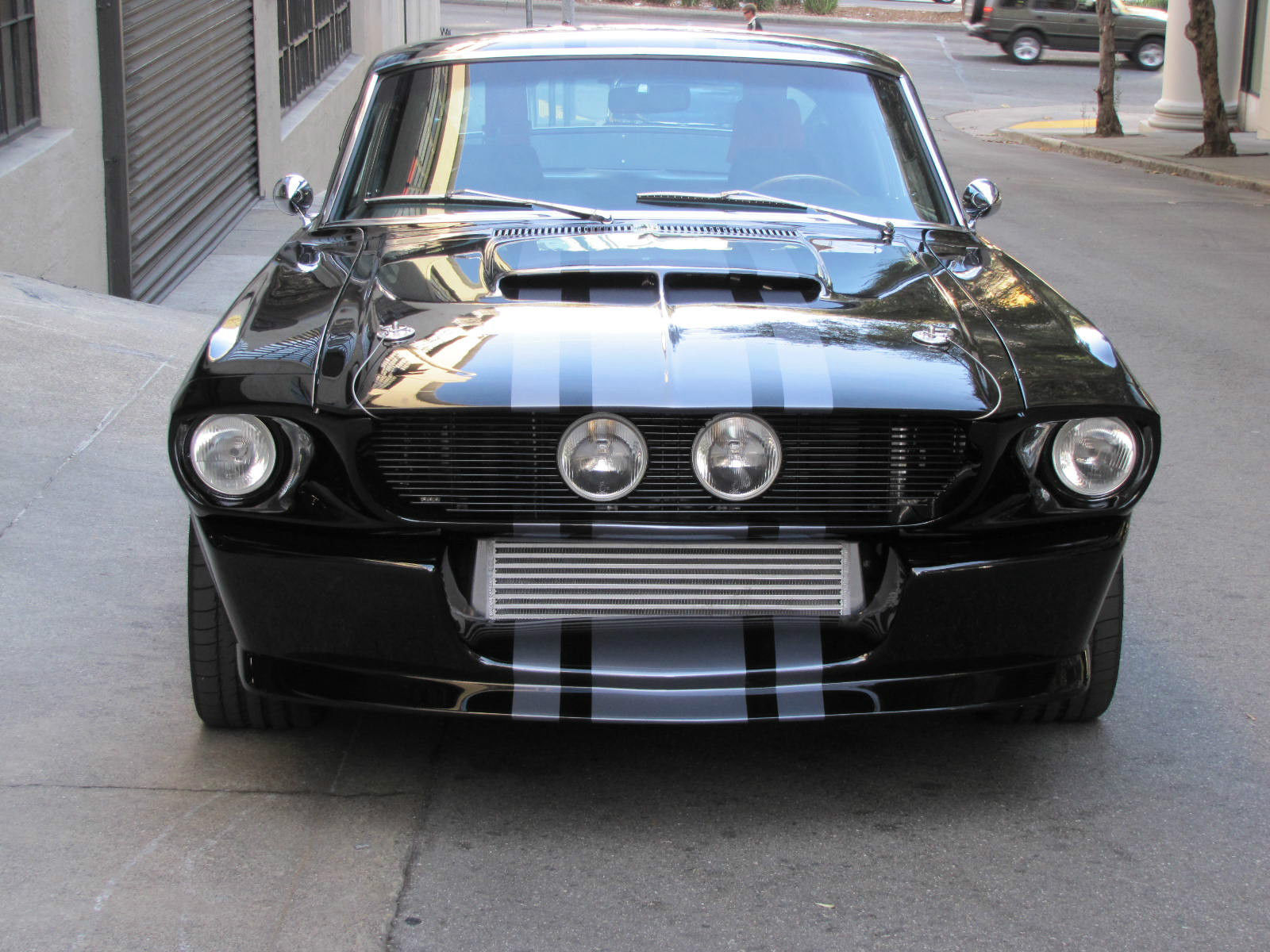 1967 Ford Mustang Shelby Gt 500 Black Low Miles Classic