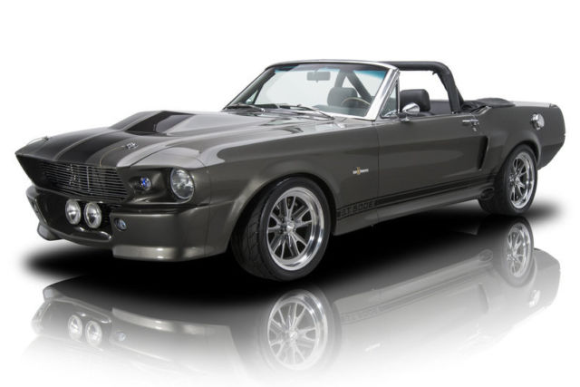 1967 Mustang Eleanor Convertible