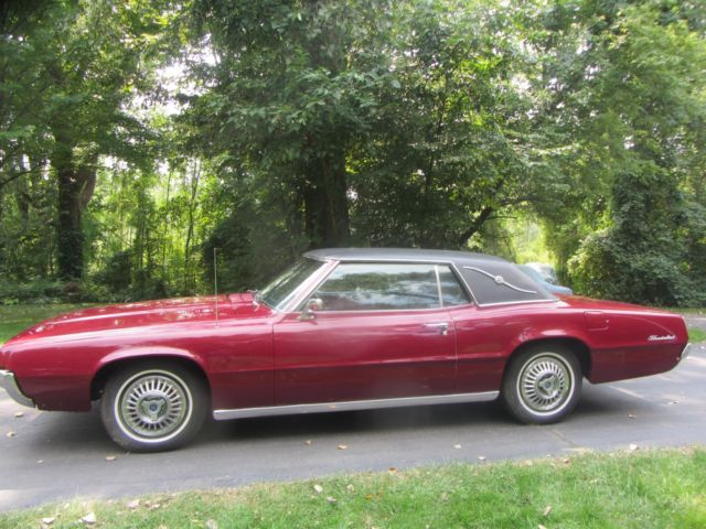 1967 Ford Thunderbird Coupe Classic Ford Thunderbird 1967 For Sale